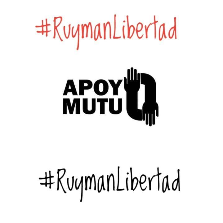 #RuymánLibertad